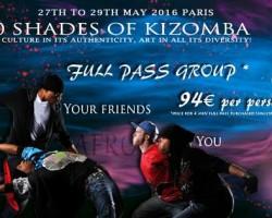 Festival 50 nuances de Kiz' – 50 Shades of Kizomba 2016