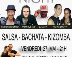 Activ Dance – LATINO NIGHT – SALSA / BACHATA / KIZOMBA