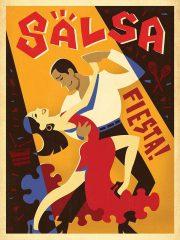 Salsa Fiesta Latino