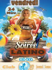 Club Soiree Bachata / Salsa / Latino