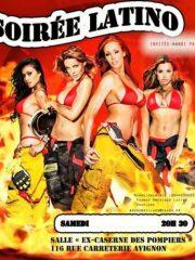 Bachata chez les Pompiers de Paris